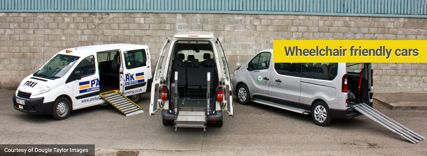 Wheelchair Friendly Taxis