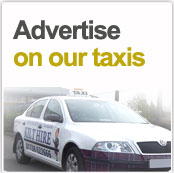 Advertise on Taxis or Website